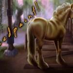 Artstation Jorvik Wild Horse Cullen Malkemus