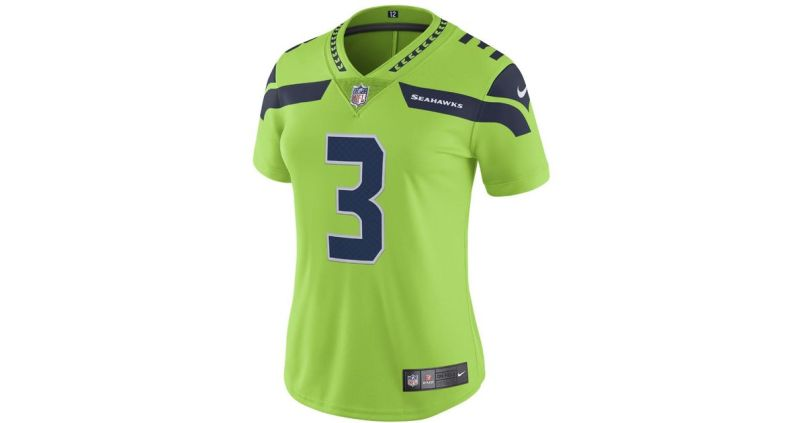 hot sale online ec5a7 feff3 Seattle Seahawks Color Rush Jersey | mountainstyle.co