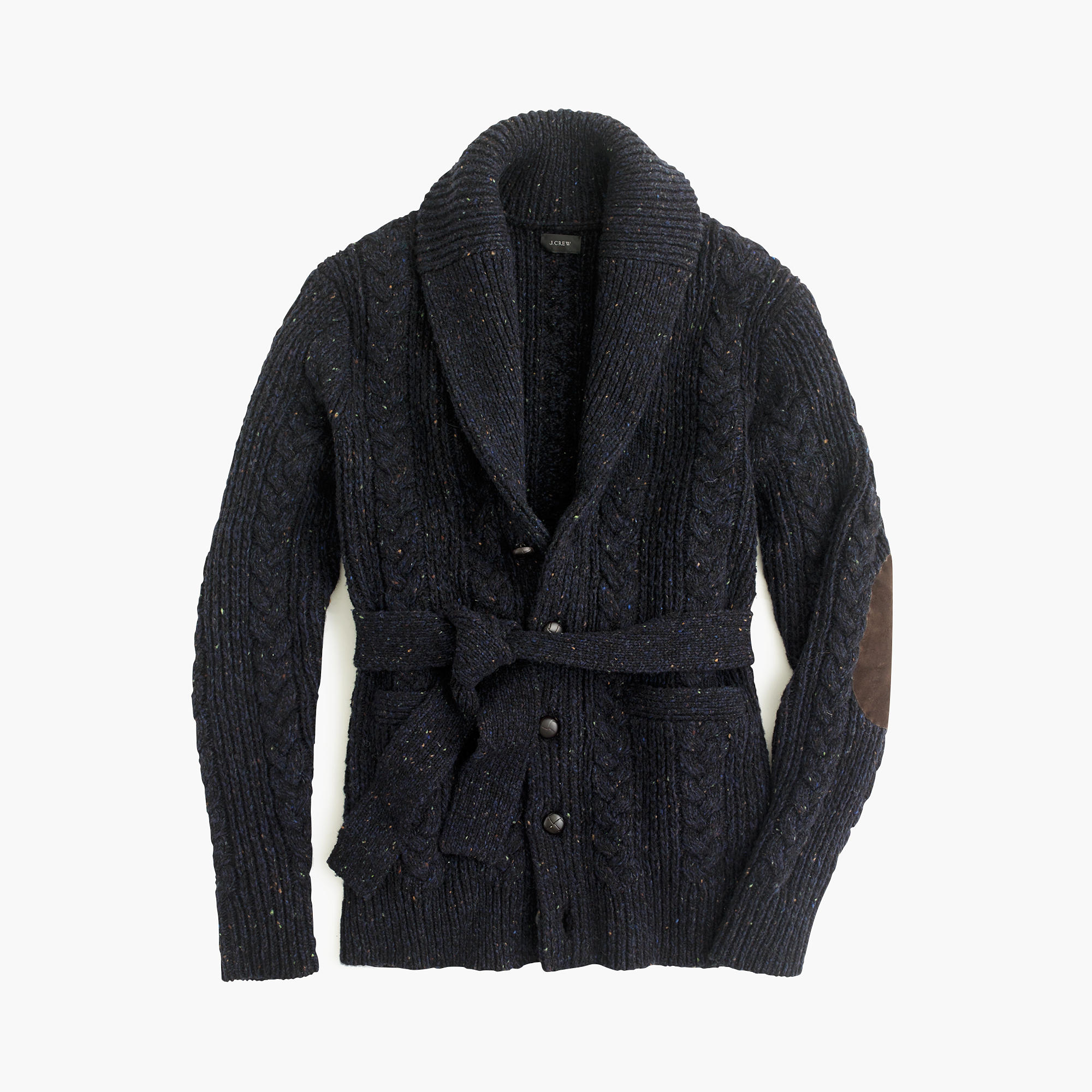 Knit Shawl Cardigans Mens