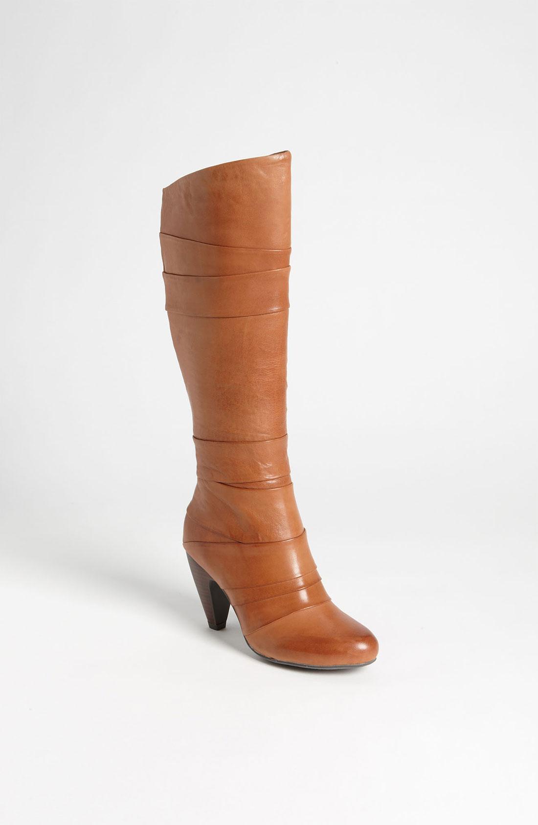 Miz Mooz Miz Mooz Feist Boot In Brown Whiskey Leather