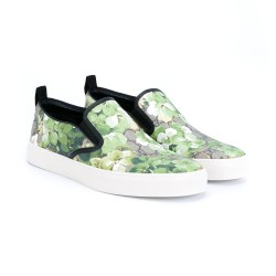 a4929e8c5156 Gucci Flower Printed Shoes | Gardening: Flower and Vegetables