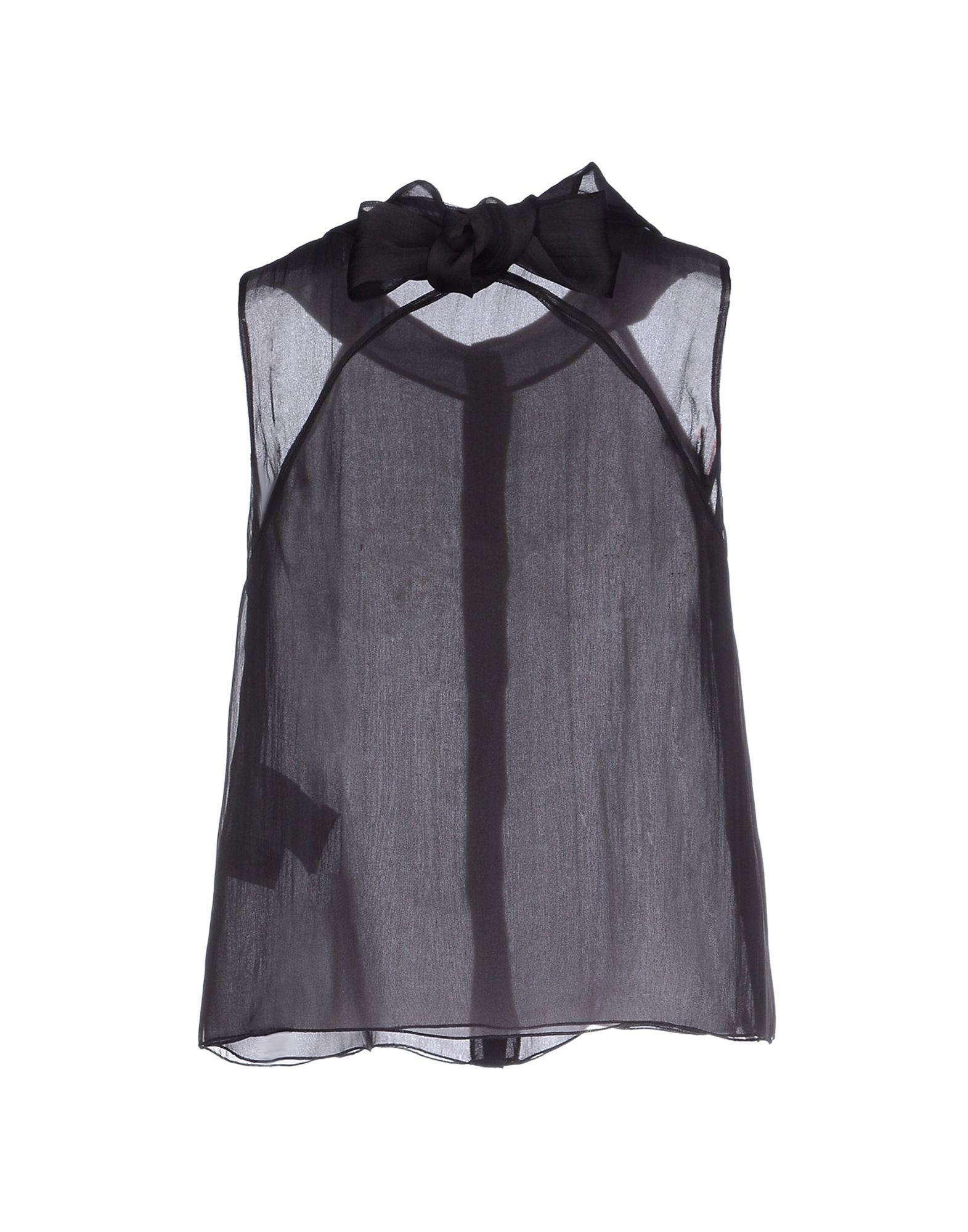 M Missoni Shirt In Black Lyst