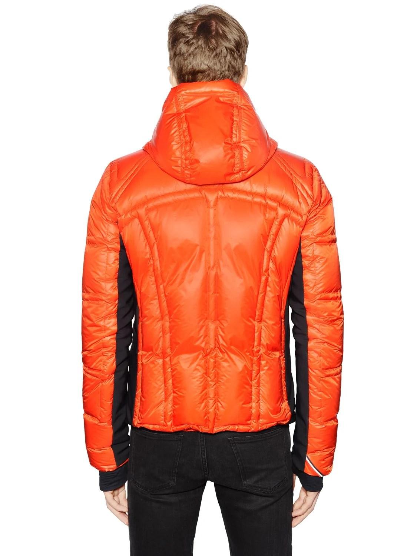 Down Jacket Mens Reinforced