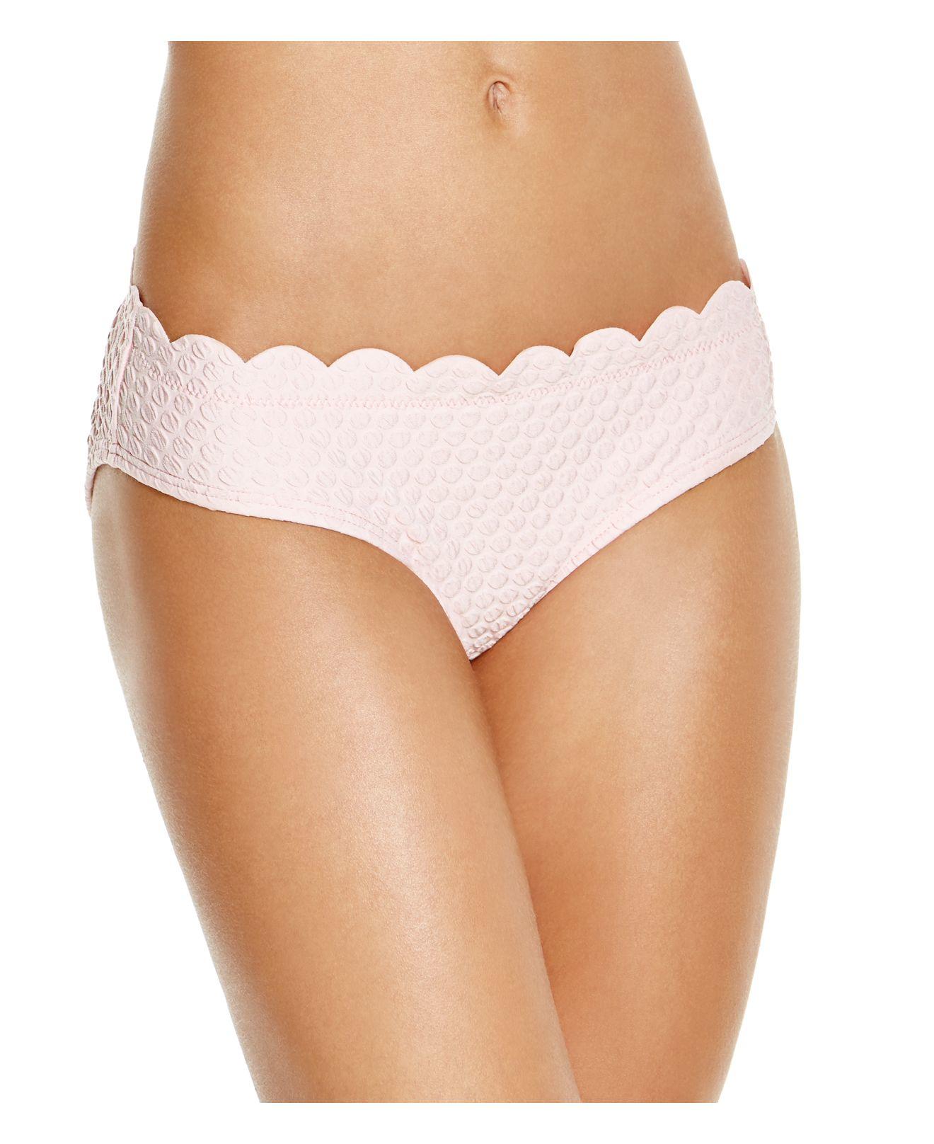 Kate Spade New York Marina Piccola Hipster Bikini Bottom
