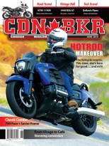 Canadian Biker 302 - motorcycle news and information