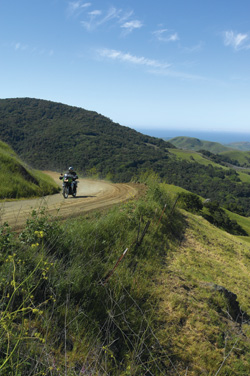 KLR650 motorcycle review
