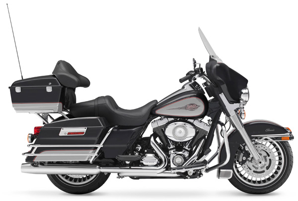 Harley-Davidson Electra Glide Classic (2009)