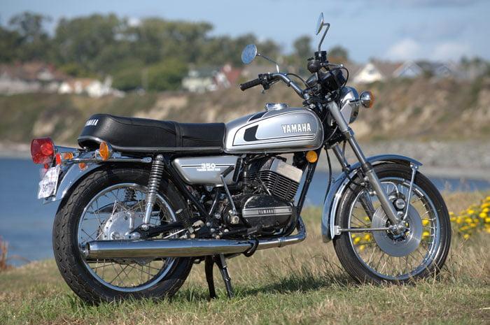 Yamaha rd350b - Yamaha classic two stroke