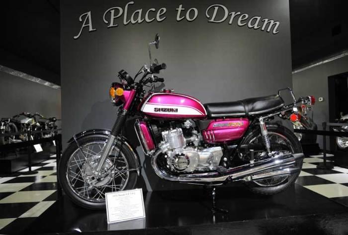 dream cycle suzuki gt750
