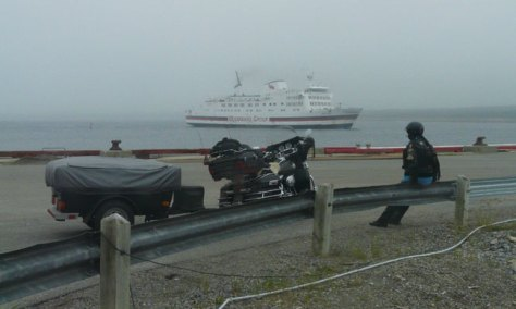 newfoundland motorcycle tour