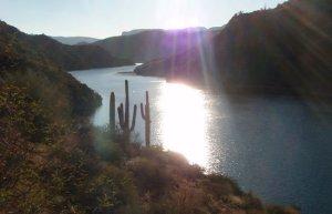 Arizona tonto national forest apache trail