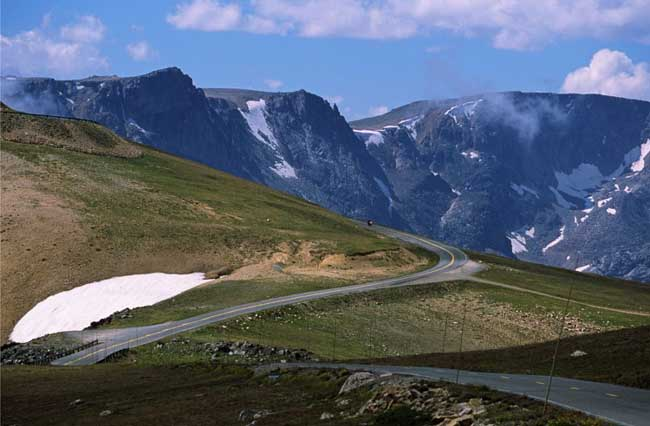 From Page AZ to the Beartooth Pass