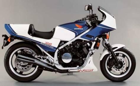 1983 Honda Interceptor