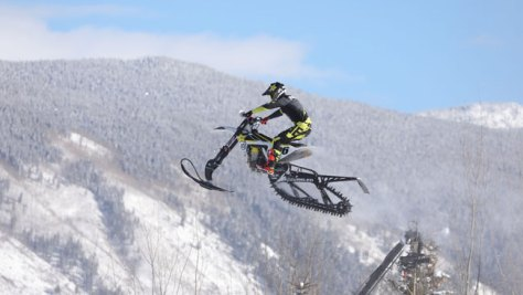 snowcross winter xgames