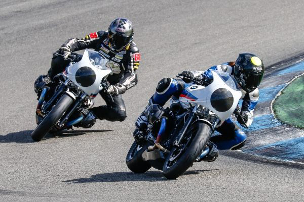 2018 Boxer Cup with rNineT Racer
