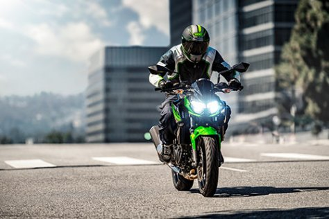 2019 Z400 Kawasaki