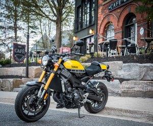 Yamaha XSR900 Review 2016