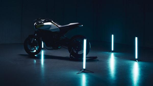 Husqvarna electric motorcycle