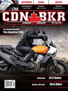 Canadian biker issue #352