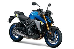 Revised 2022 GSX-S1000 to be offered by Suzuki motorcycles Canada