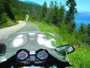 hot springs motorcycle tour British Columbia