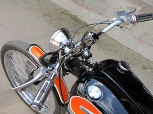 1974 Harley Shovelhead Custom
