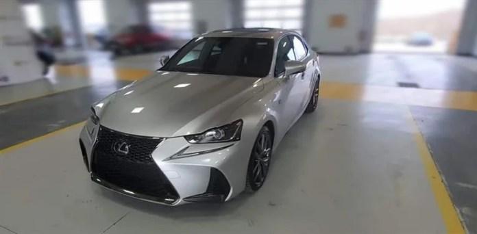 Used 2019 Lexus Is Sedans Is 350 For Sale In Houston Tx Carvana