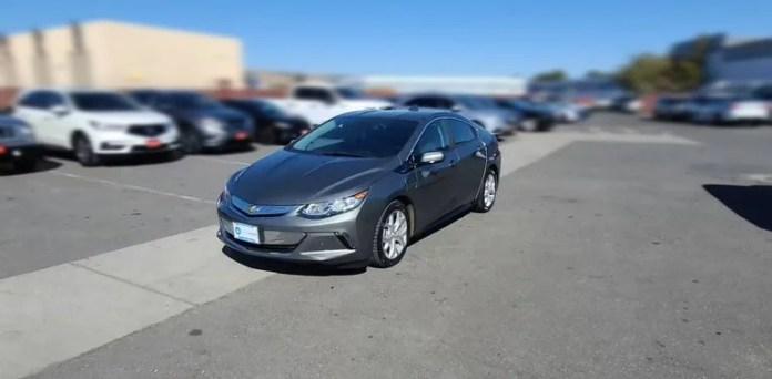 Used 2016 Chevrolet Volt Premier For Sale In Houston Tx Carvana