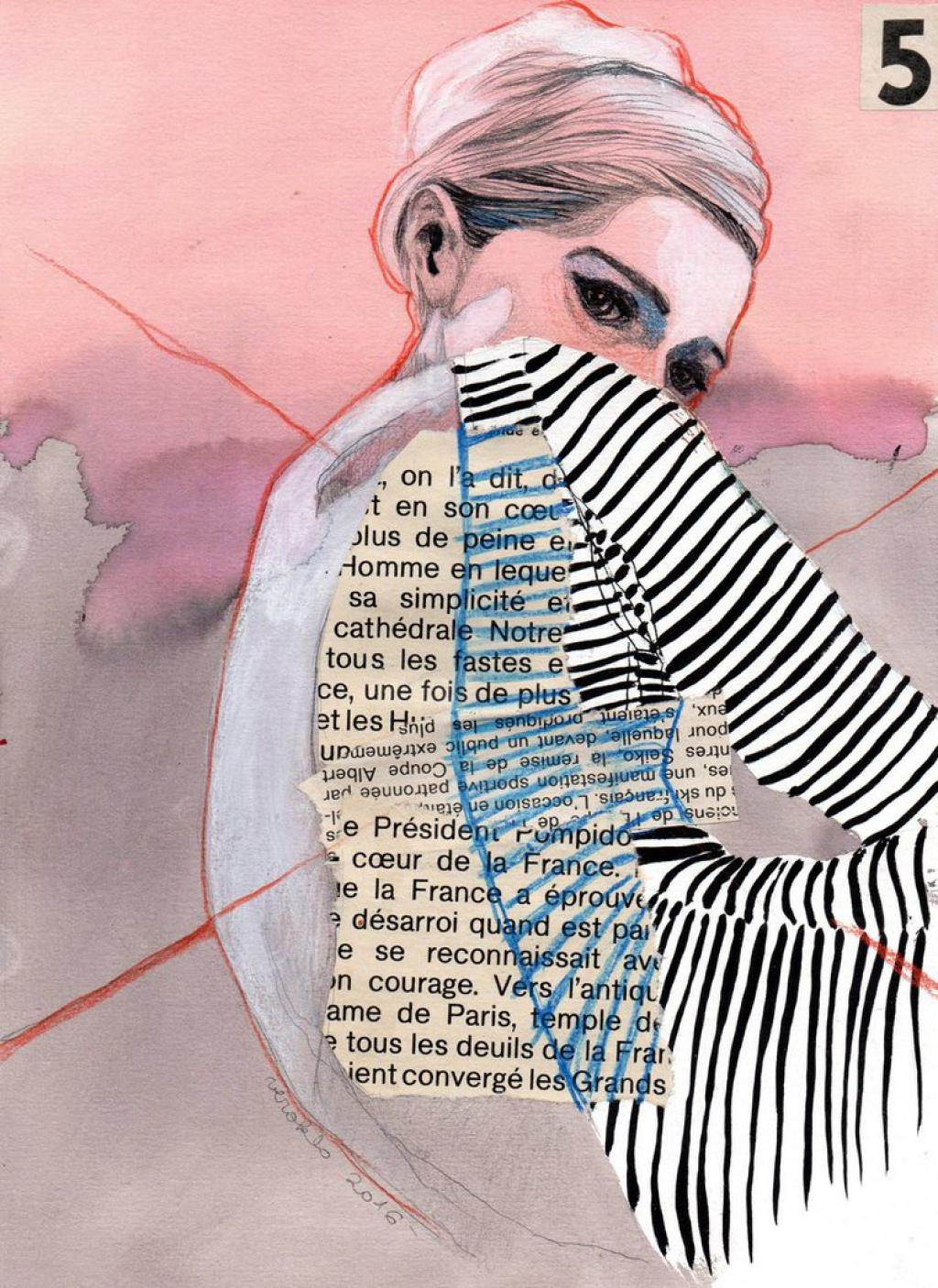 Powerful Collages To Celebrate Women S Day