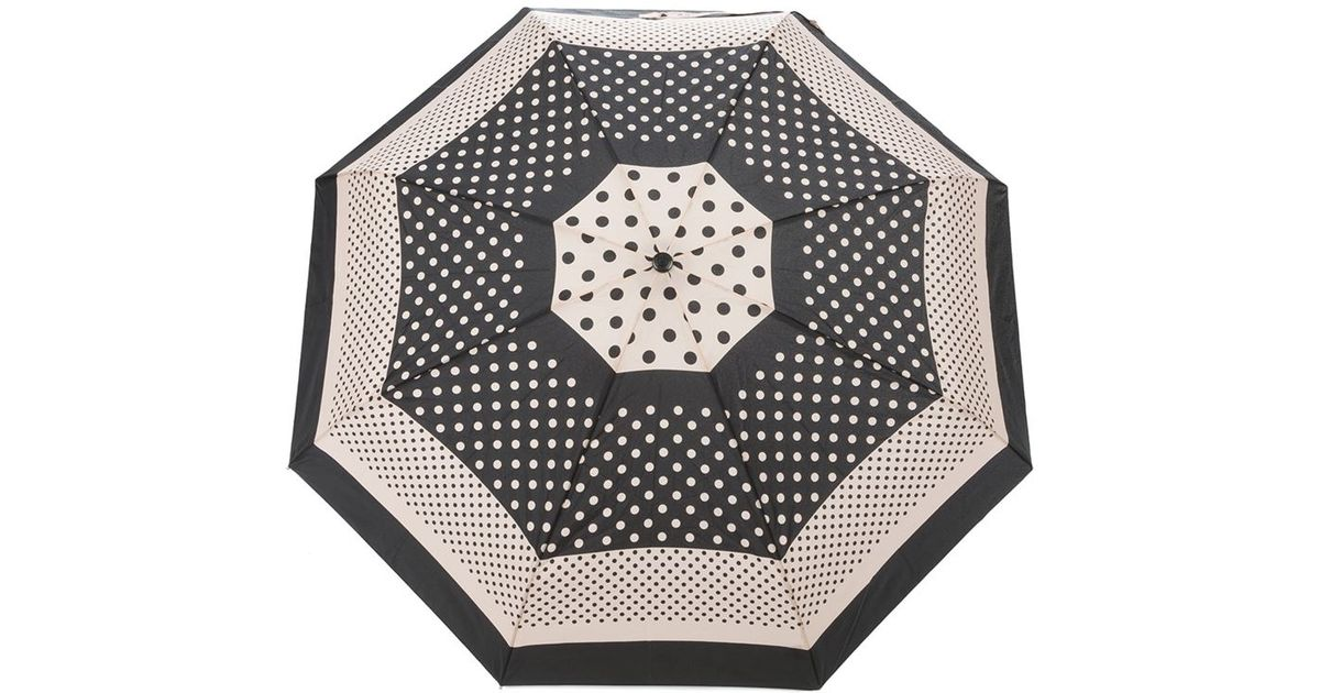 Totes Polka Dot Umbrella