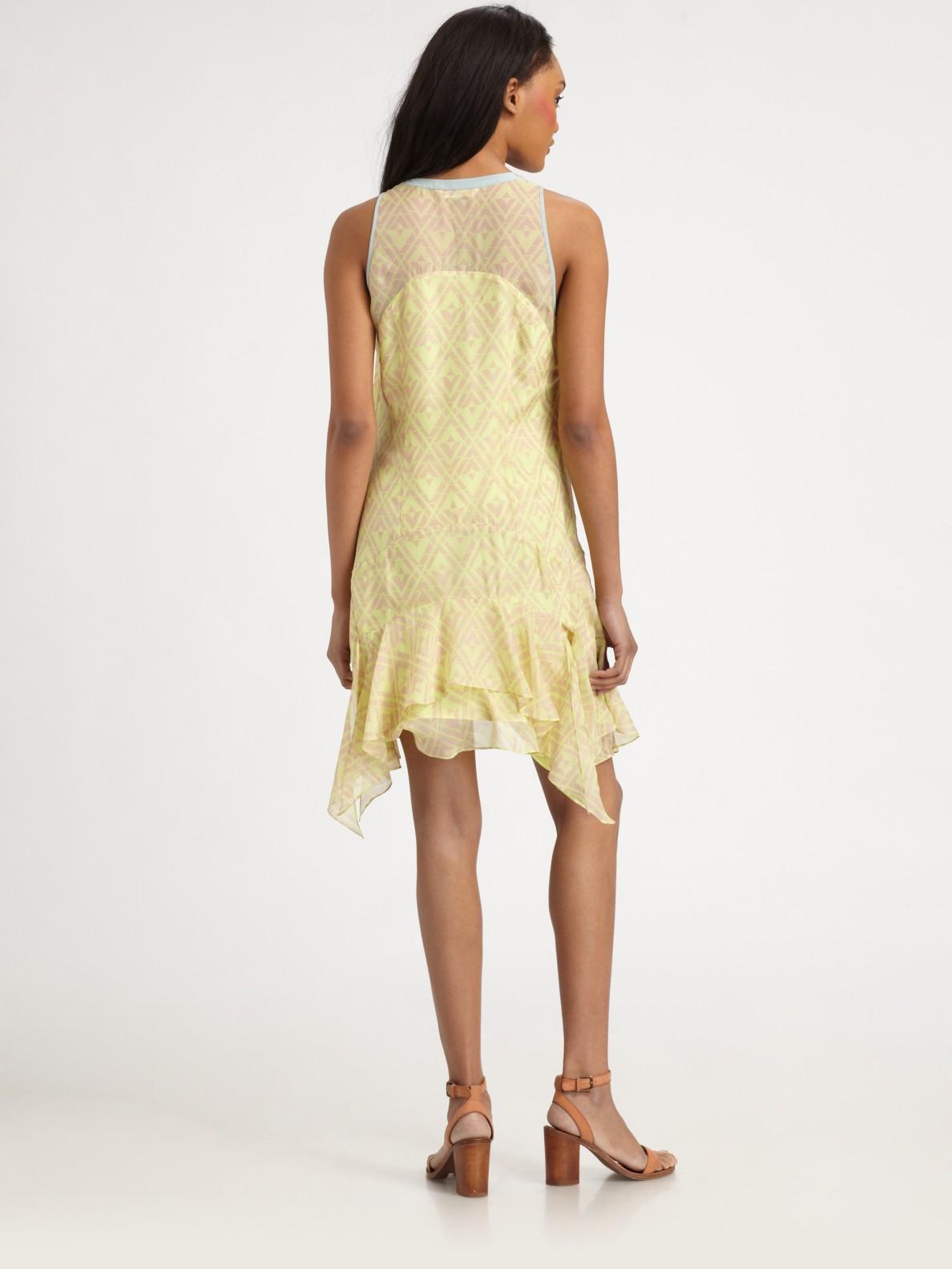 Yellow Dress Nordstrom Rack