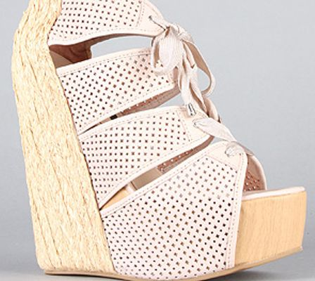 Senso Diffusion The Sazzy Shoe in Light Pink