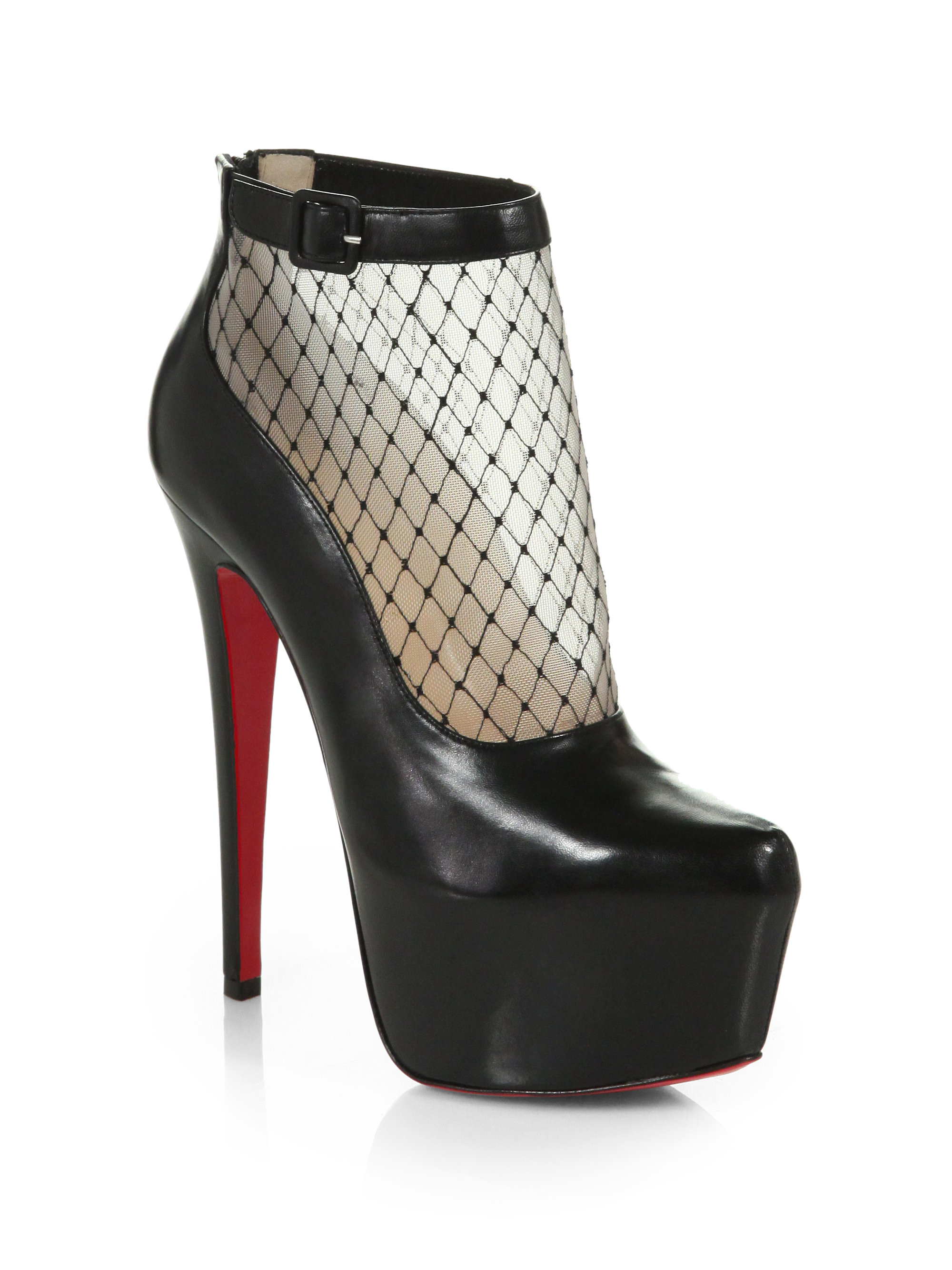 Christian Louboutin Men Shoes Boot