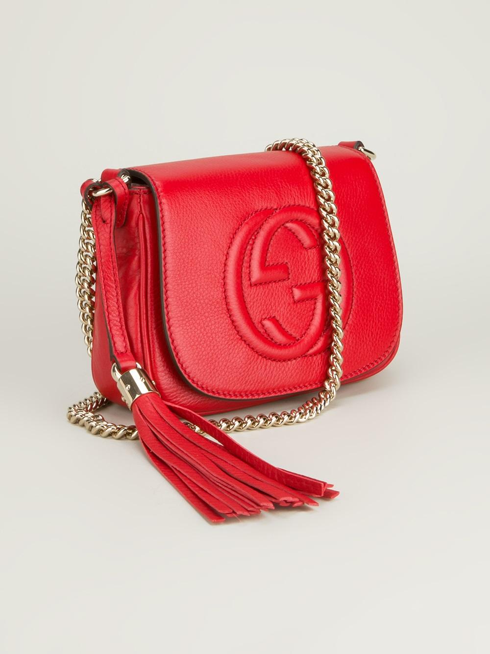 1c6e872a471f Gucci Women Soho Leather Shoulder Bag 282309a7m0g1000 - EpicGaming