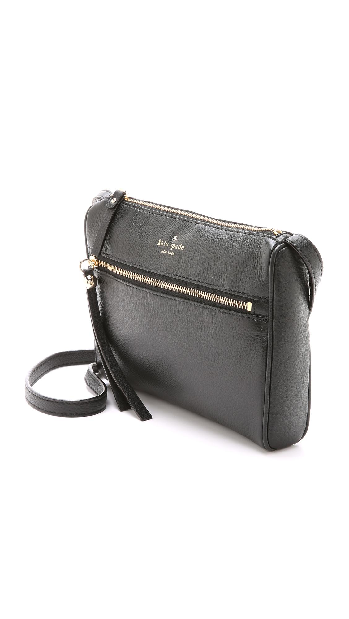 Lyst Kate Spade New York Cayli Cross Body Bag In Black