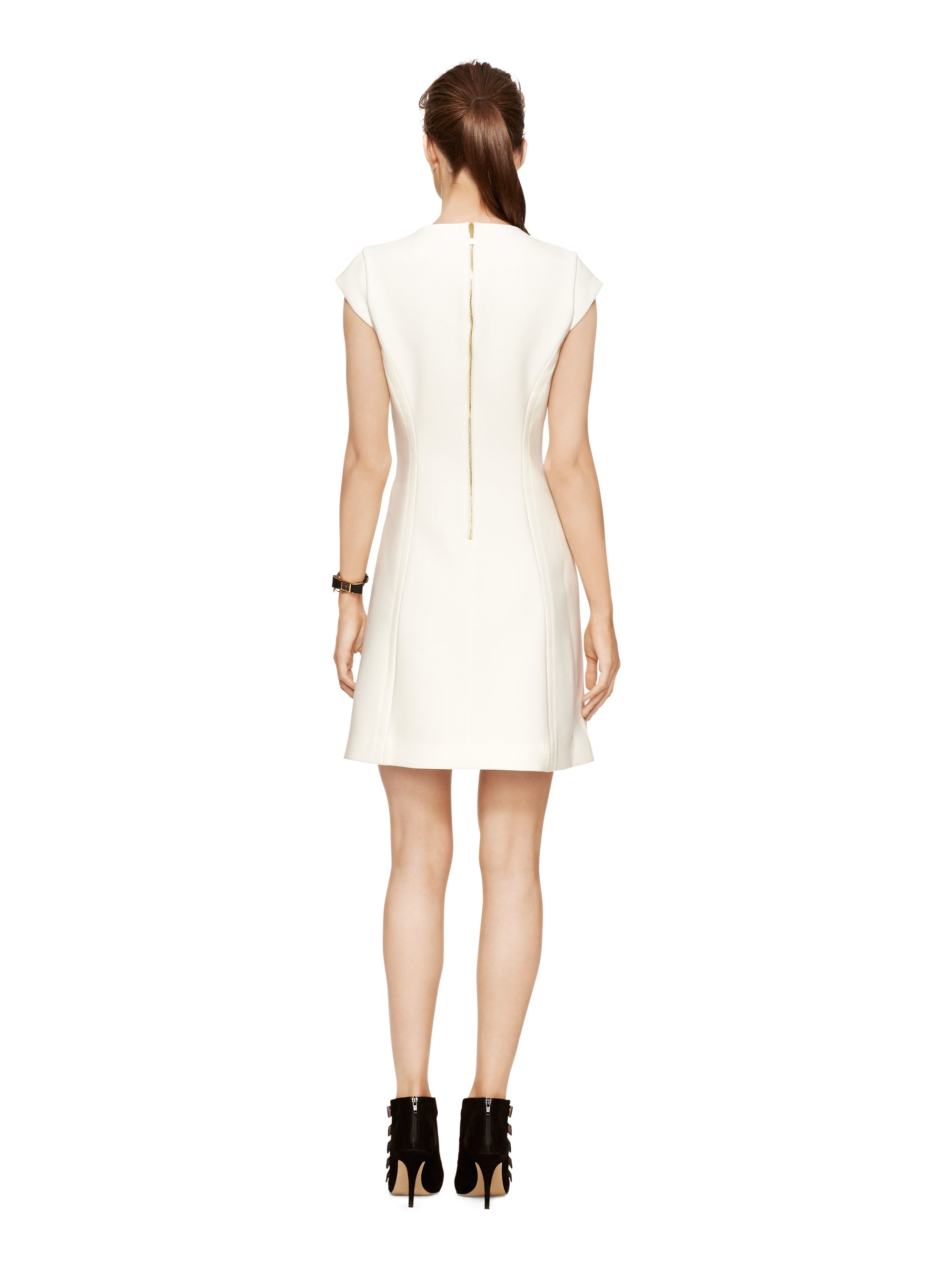 Kate Spade Bow Back Dress