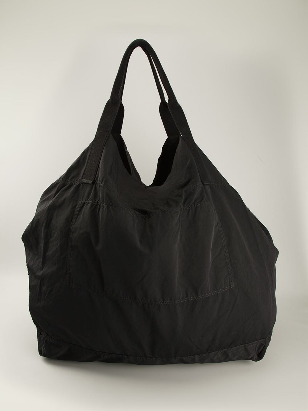 Lyst Drkshdw By Rick Owens Oversized Slouchy Tote Bag In