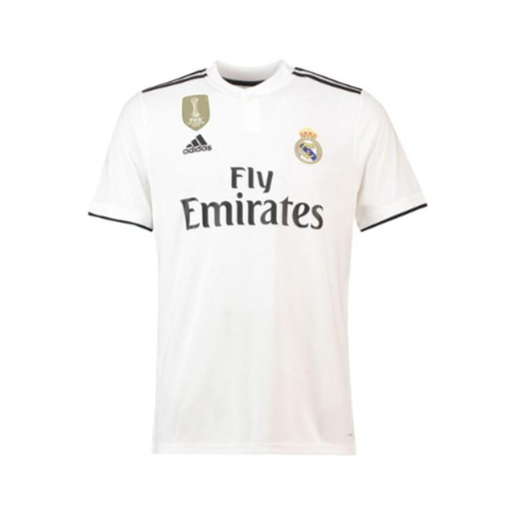 adidas Women's Real Madrid 16/17 Home Jersey White/Raw ...
