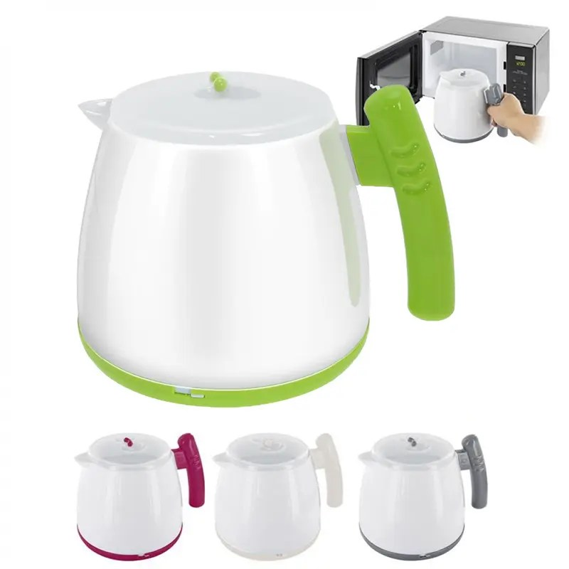 microwave oven use tea kettle water