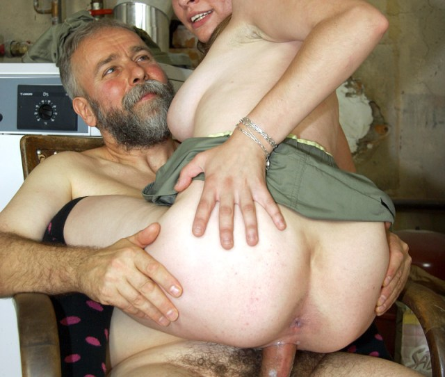Old Mechanic Fucking A Dirty Xxx Dessert Picture 8