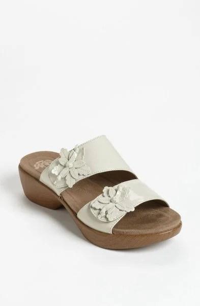 Dansko Shoes White