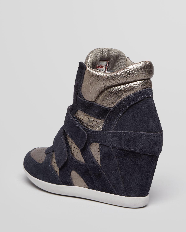 Wedge High Heels Rubber