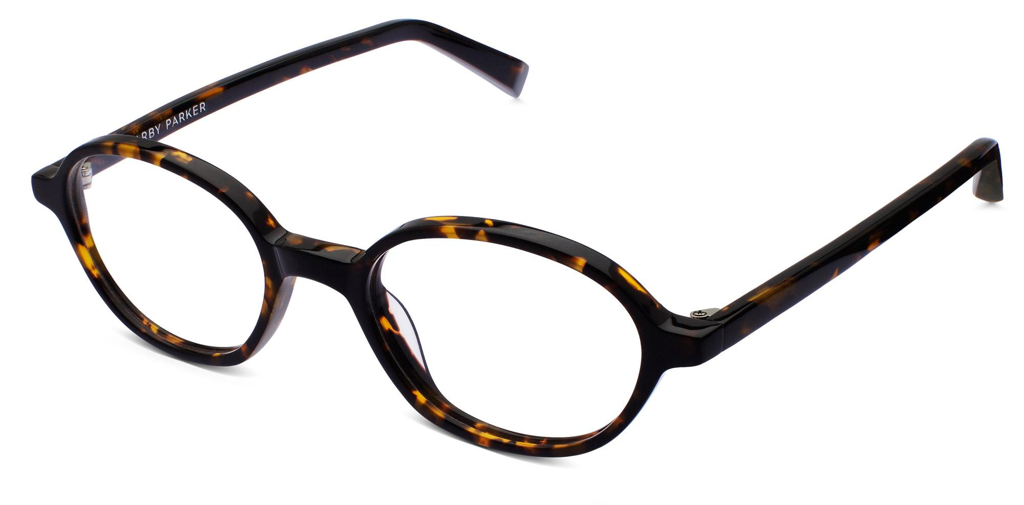 Warby Parker Eli In Brown Whiskey Tortoise