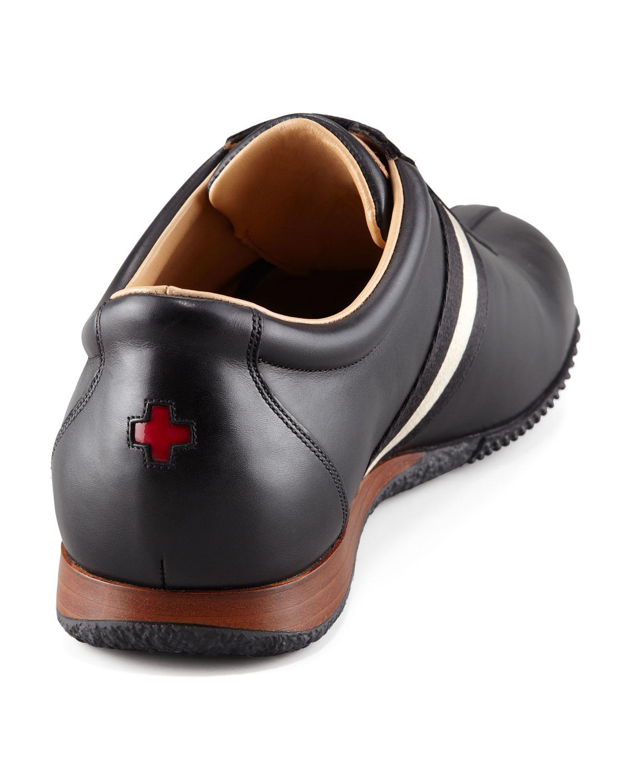 Bally Freenew Sneaker In Black For Men