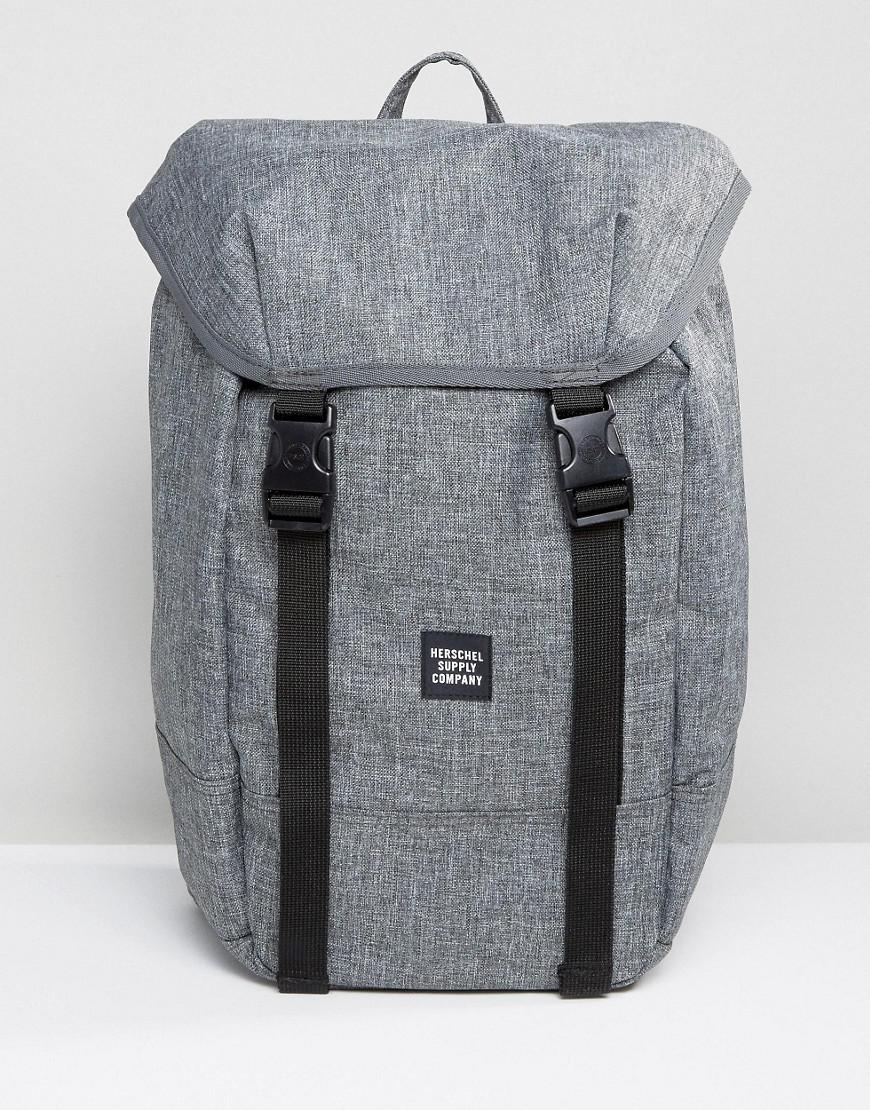 24l Army Bags - herschel-supply-co-Gray-Iona-Backpack-In-Gray-24l_Simple 24l Army Bags - herschel-supply-co-Gray-Iona-Backpack-In-Gray-24l  Collection_959317.jpeg