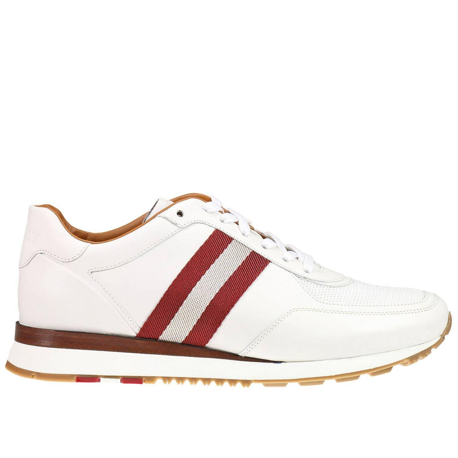 Bally Sneakers Shoes Men In White For Men