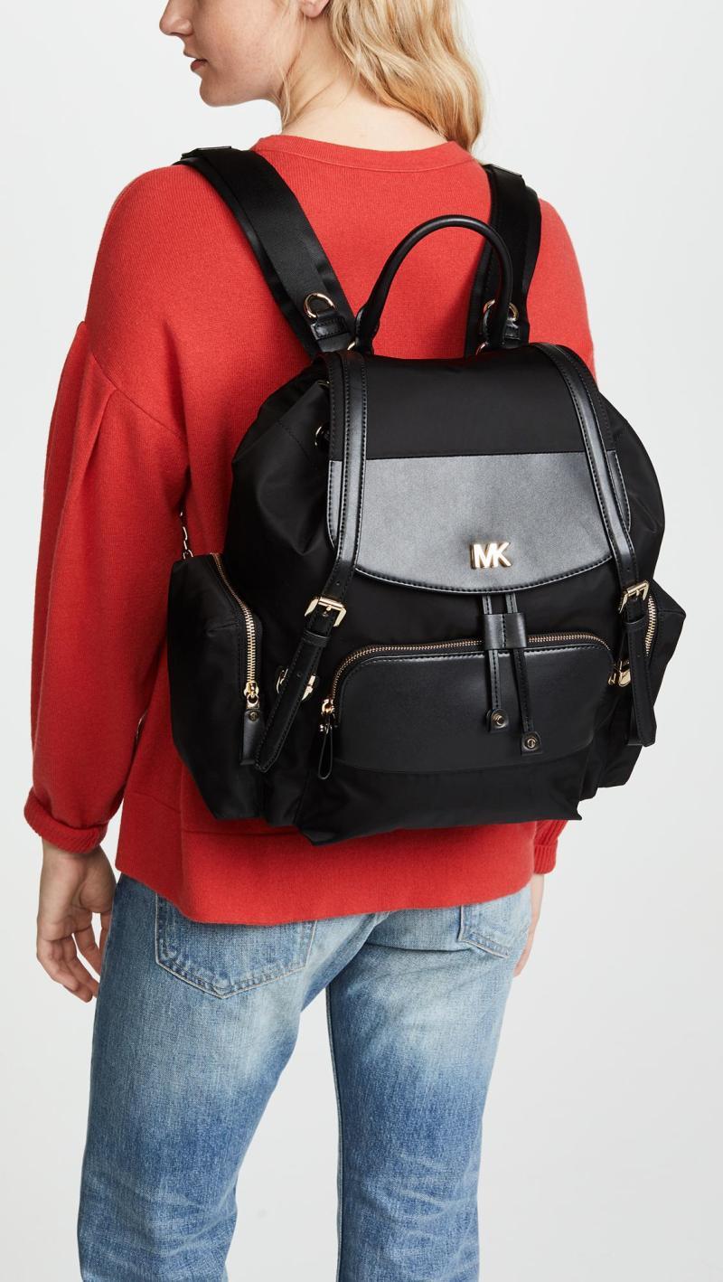 347c021e7d16 Enchanting Diaper Bag Backpack View Fullscreen Lyst Michael Michael ...