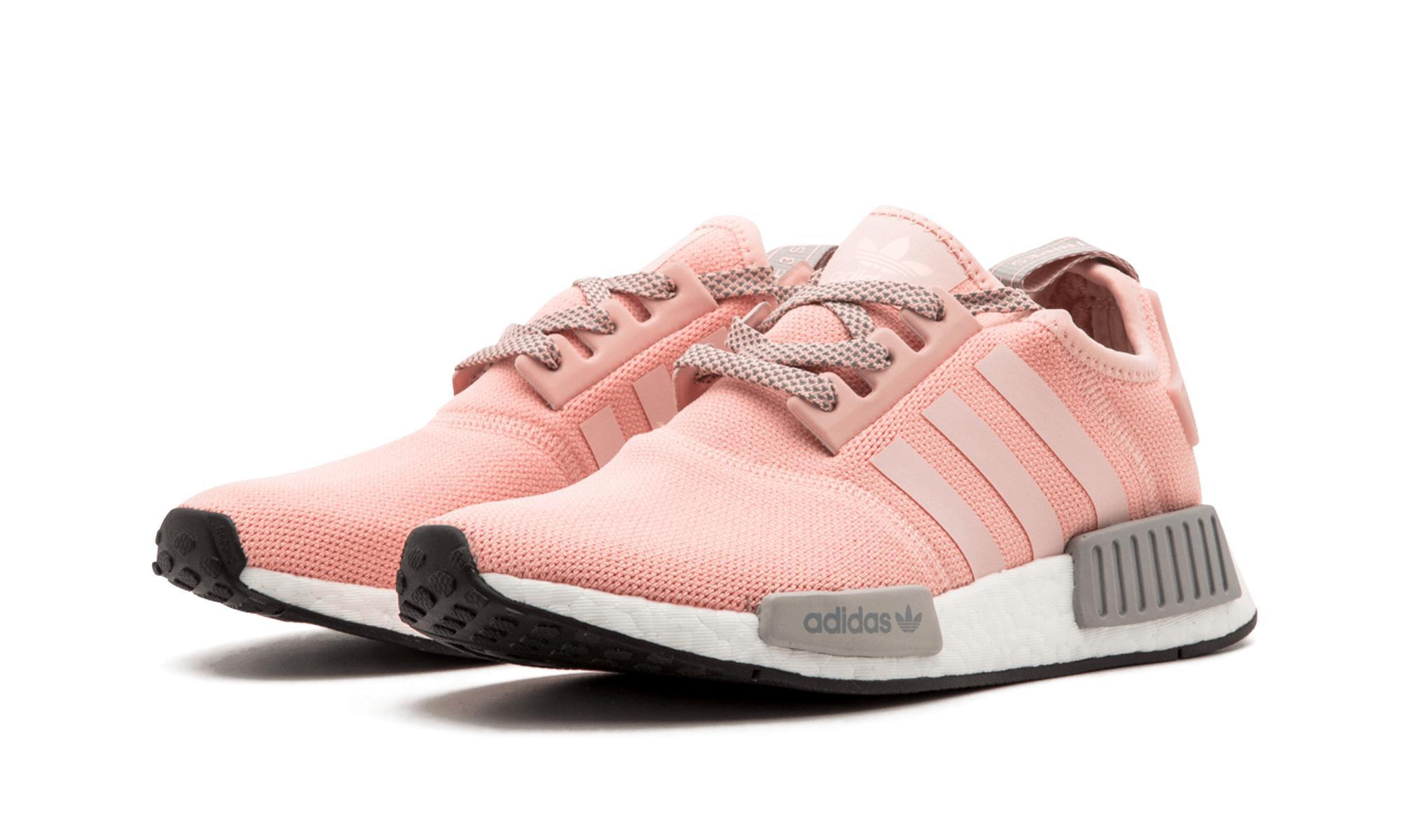 6d17c15c58210 Teal Pink Adidas Nmd Hear Grey Raw Pink Durable Adidas Nmd Hear Grey ...