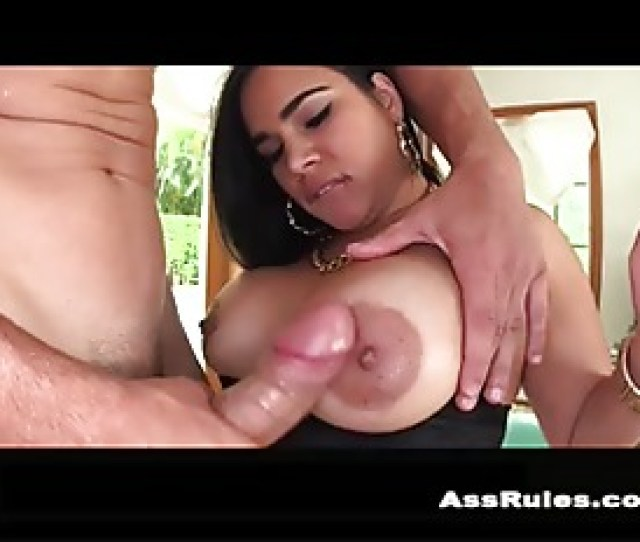 Big Booty Latina Gets Some Anal P2