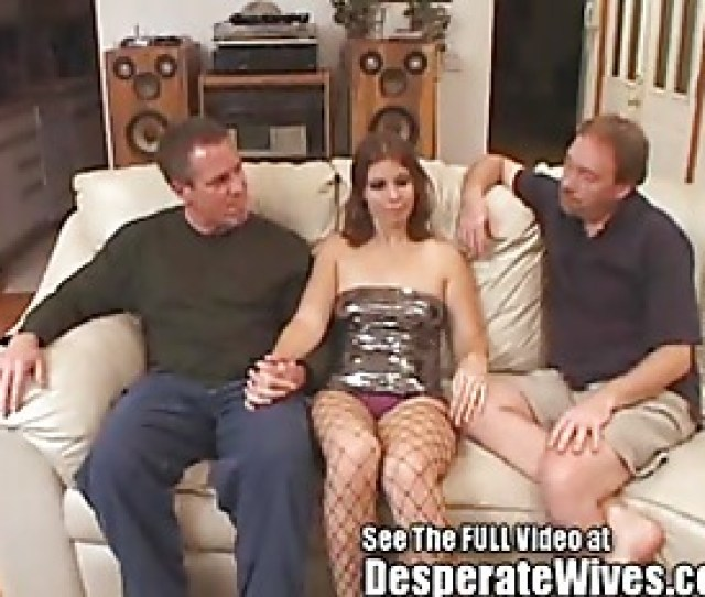 Dana Fulfills Her Slut Wife Mfm Three Way Fantasy Wdirty D
